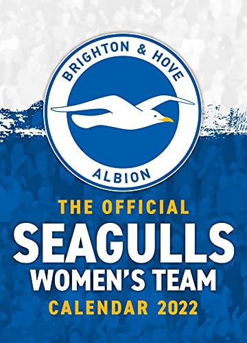 The Official Brighton & Hove Albion Women's FC Calendar 2022