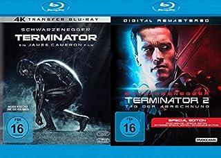Terminator 1 + 2 - Tag der Abrechnung - Special Extended Edition + Kinofassung (Arnold Schwarzenegger) / Digital Remastered - U