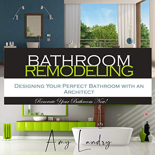 Bathroom Remodeling cover art