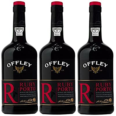 Offley Ruby Port Non Vintage Wine, 75 cl