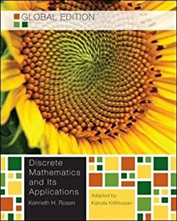Discrete Mathematics and its Applications, Global Edition by Kenneth H Rosen (2012-09-01)