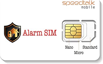 Alarm SIM Card for 2G 3G 4G LTE GSM Security Alarm Systems