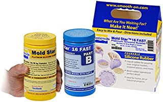 Mold Star 16 FAST Moldmaking Silicone Rubber - Trial Unit