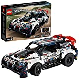 Coche de Rally Top Gear Controlado por App - Coche Teledirigido (42109)