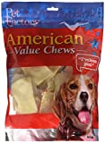 PET FACTORY 28318 Rawhide Dog Chip, 18-Ounce by Pet Factory