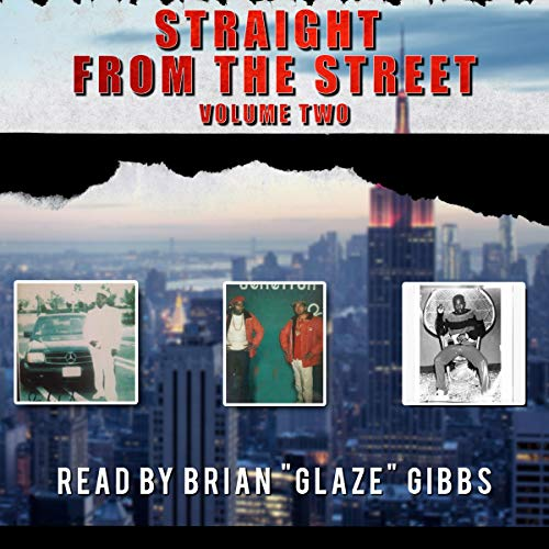 Straight from the Street, Volume Two cover art