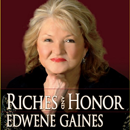 Riches and Honor audiobook cover art
