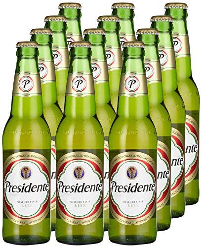 Presidente Bier Cerveza Dominicana (12 x 0.355 l)