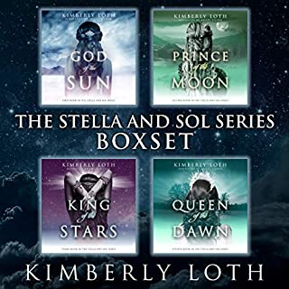 Stella and Sol Box Set                   By:                                                                                                                                 Kimberly Loth                               Narrated by:                                                                                                                                 Angel Clark                      Length: 23 hrs and 20 mins     3 ratings     Overall 5.0