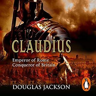 Claudius cover art