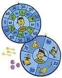HUDORA 77010 - Joey Kinderklettball-Dartboard