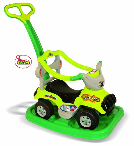 AVC AVC6074 84 x 48 x 89 cm Safari Sport Quad Push Toy