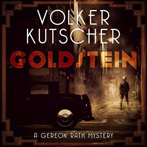 Goldstein audiobook cover art