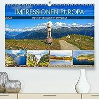 Impressionen Europa, Panoramafotografien by VogtArt (Premium, hochwertiger DIN A2 Wandkalender 2022, Kunstdruck in Hochglanz): Wundervolle Landschaft Europa aus der Panoramaperspektive,. (Monatskalender, 14 Seiten )