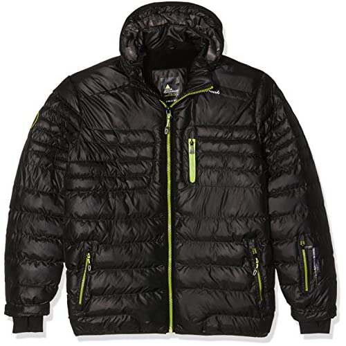 Peak Mountain Soldiers Winter Jacket, Mens, Capt