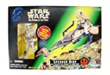 Star Wars - The Power of the Force 69727 – Speeder Bike with Princess Leia Organa in Endor Gear