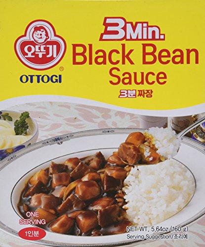 Ottogi Instant Jjajang Sauce, 5.64 Ounce