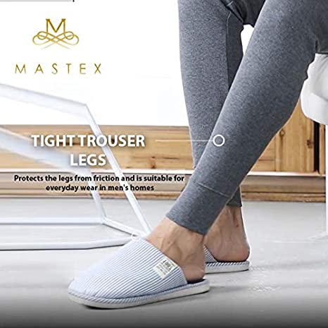 MASTEX Men Thermal Long Johns Bottoms Trousers Short Sleeve T Shirt Top Vest Ski Wear Available in White Blueish-Grey Charcoal