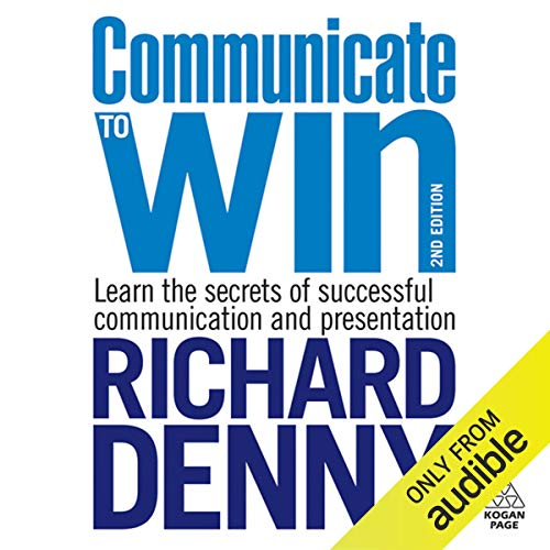 Communicate to Win cover art