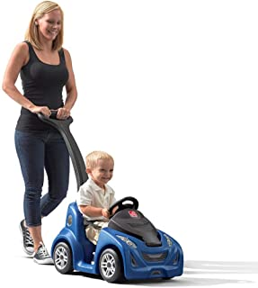 Step2 Push Around Buggy Gt , Blue and Black , 779700