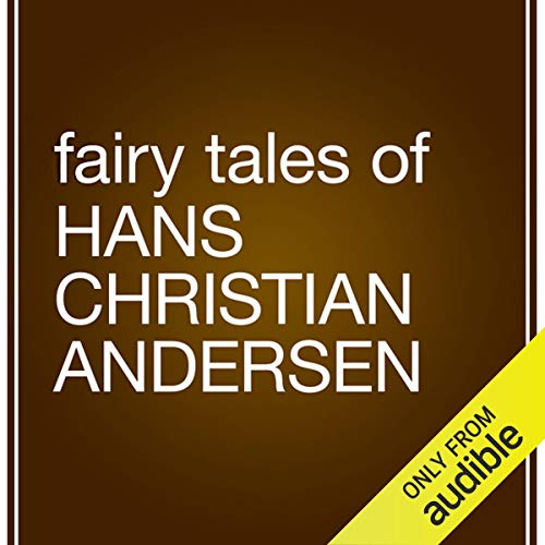 Fairy Tales by Hans Christian Andersen cover art