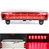 Third 3rd Brake Tail Light Center High Mount Stop Light LED Replacement fit for 2000-2006 Chevy Suburban...