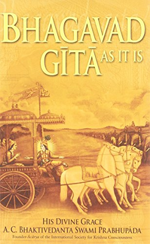 Bhagavad Gita As It Is: Complete Edition