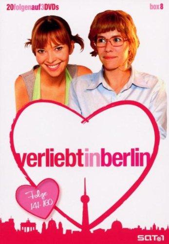 Verliebt in Berlin - Box 08, Folge 141-160 (3 DVDs)