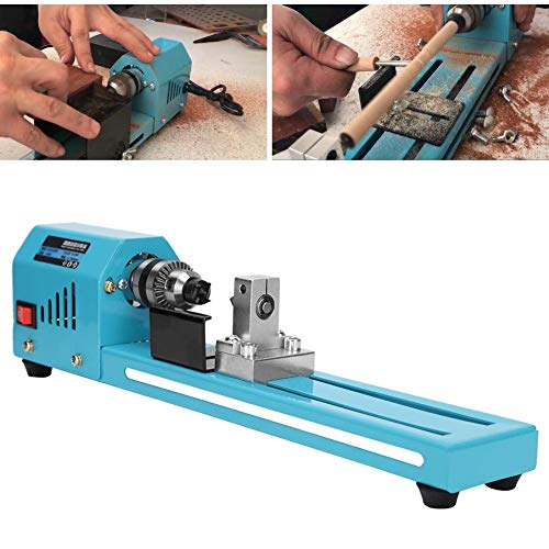 Check Out This Mini Lathe Beads Polisher Machine,Mini Lathe Beads Polisher DIY Craft Polishing Machi...
