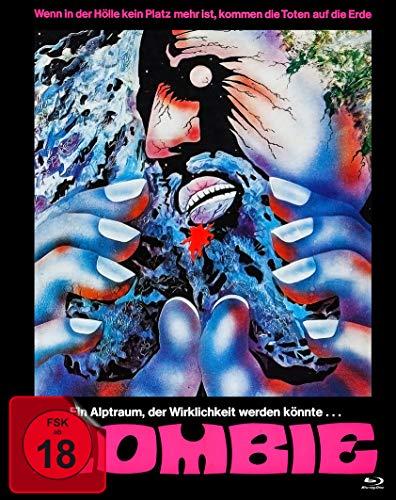 Zombie - Dawn of the Dead (Mediabook A, 1 UHD + 2 Blu-rays) (exklusiv bei Amazon.de)
