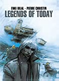 Bilal: Legends of Today (Enki Bilal Library Book 1) (English Edition)