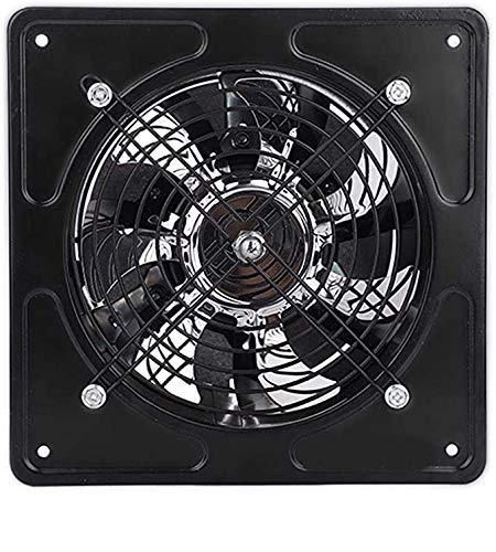 6-inch ventilator met 150-160mm afzuigventilator, geschikt voor keuken en badkamer PVC160 buis ventilatorwand soort stille ventilatie