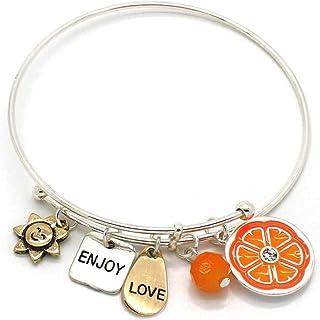 أساور ملهمة من KIS-Jewelry 'Symbology' | أساور سحر الأسلاك القابلة للتوسيع للنساء | هدية للنساء