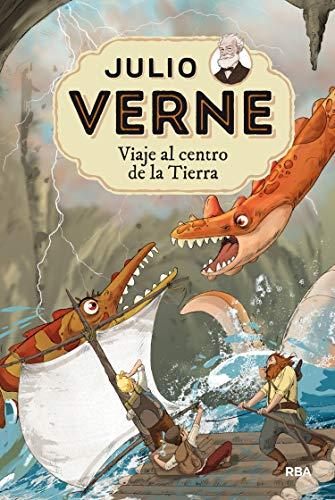 Julio Verne 3. Viaje al centro de la Tierra. (INOLVIDABLES)