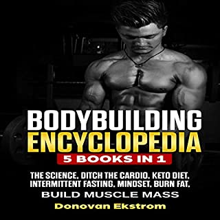Bodybuilding Encyclopedia audiobook cover art