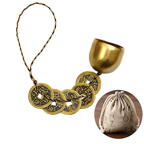 Chinese Feng Shui Bell for Wealth and Safe - Home...