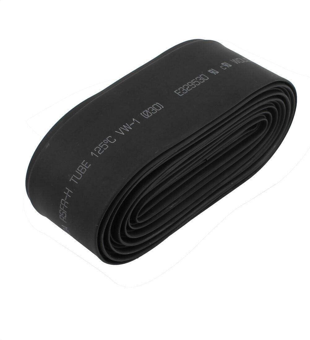 Shrink Tubing 30mm Diameter Austin Mall PVC Max 49% OFF Insulated Heat Shrinkable Tube