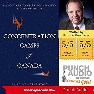 Concentration Camps of Canada cover art