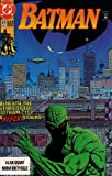 Batman: Beneath the Streets of Gotham City, a Killer Stalks! (Vol. 1, No. 471, November 1991)