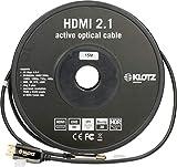 KLOTZ HDMI 2.1 AOC Link - Cable óptico activo (20)