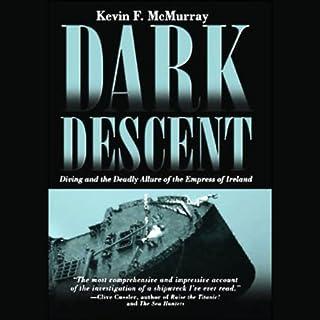 Dark Descent audiobook cover art