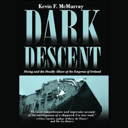 Dark Descent                   By:                                                                                                                                 Kevin F. McMurray                               Narrated by:                                                                                                                                 Michael Prichard                      Length: 4 hrs and 35 mins     77 ratings     Overall 4.0