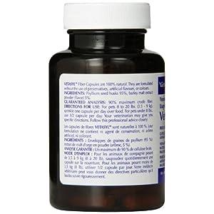 Virbac Vetasyl Fiber Capsules 500 mg, 100 ct