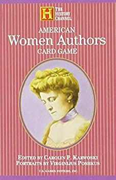 American Women Authors Card Game  History Channel
