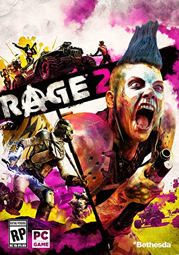 Rage 2 - PC Standard Edition [Amazon Exclusive Bonus]