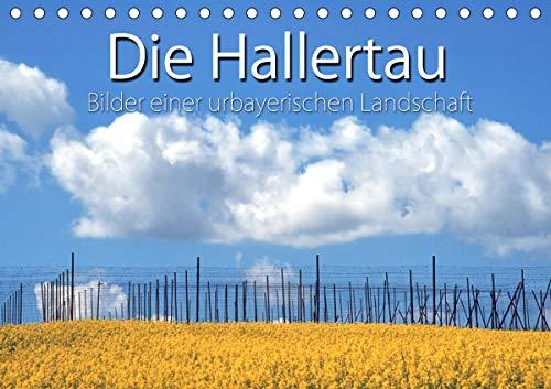 Hallertau (Tischkalender 2021 DIN A5 quer)