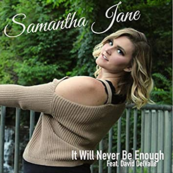 It Will Never Be Enough (feat. David Delvalle)