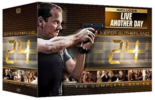 24: The Complete Series & Live Another Day [DVD] [Import]