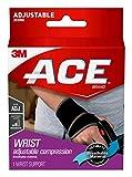 ACE - 203966 Adjustable Wrist Support,, Black