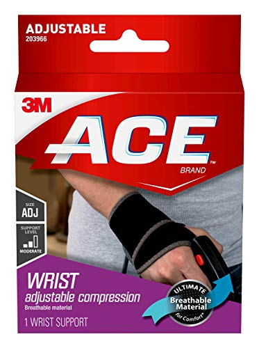 ACE Adjustable Wrist Support, Satisfaction Guarantee